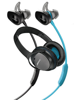 differences among in-ear, on-ear and over-ear headphones